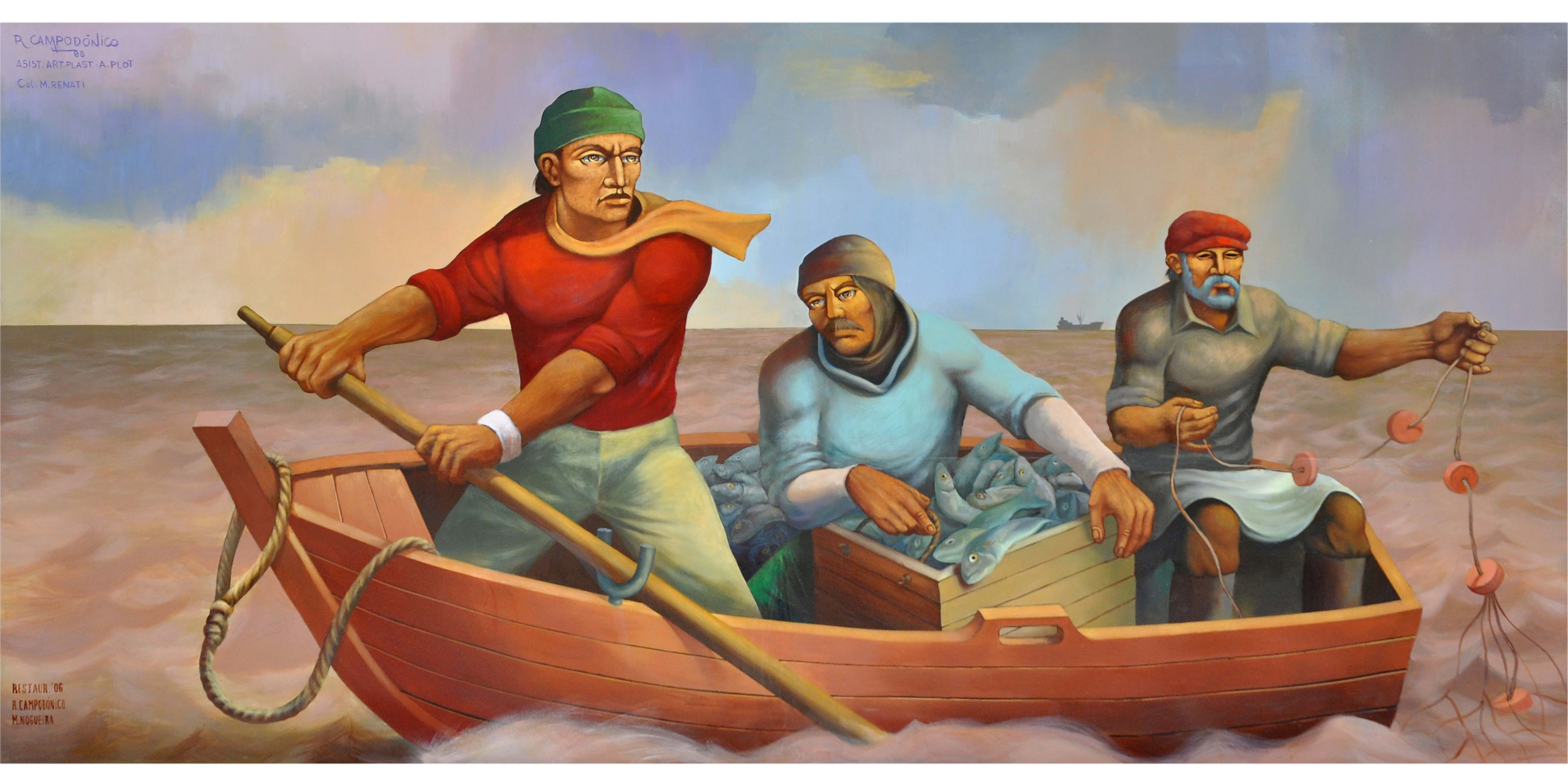 (21) Pescadores del Rio
