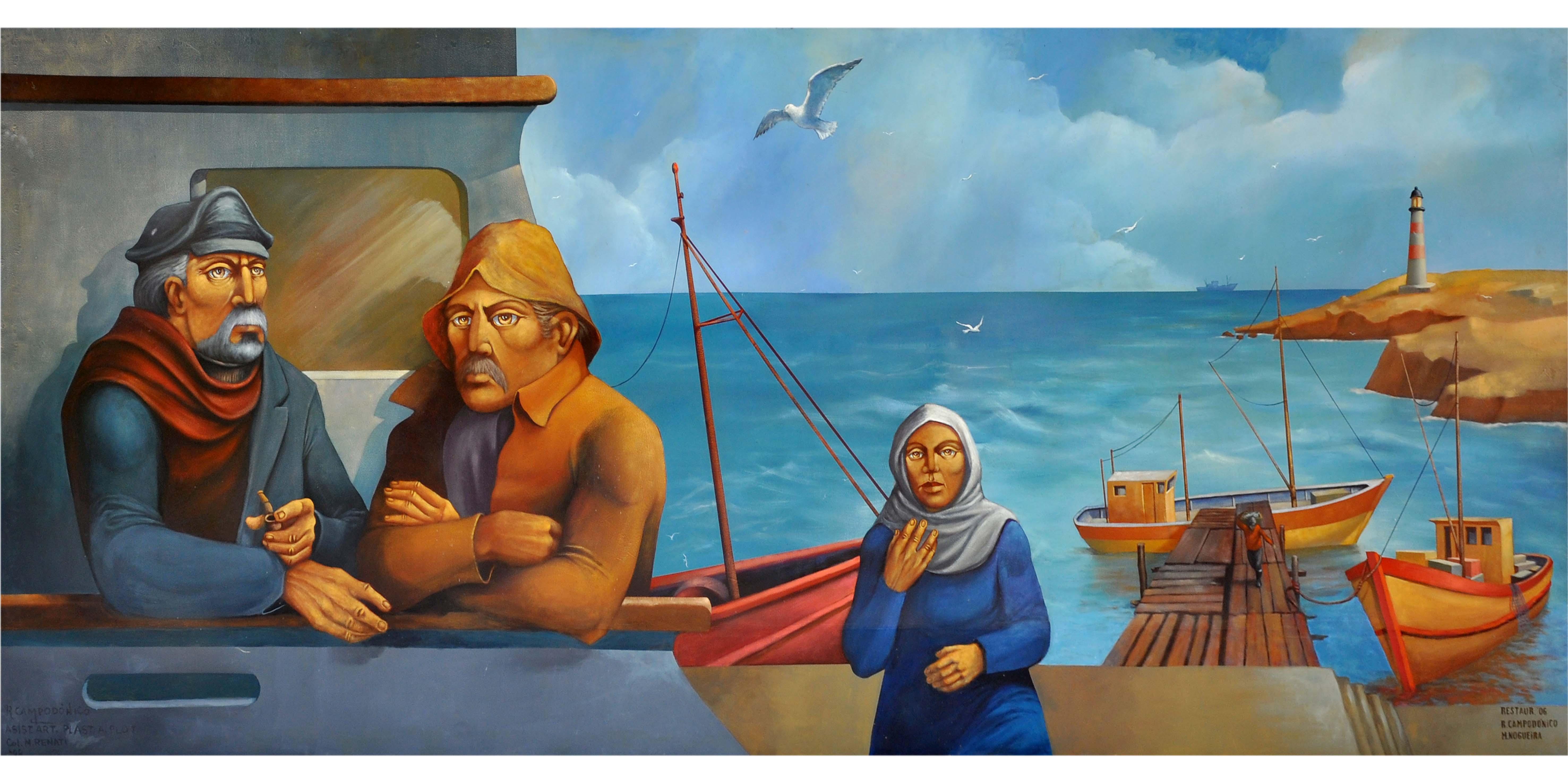 (22) Pescadores de Mar