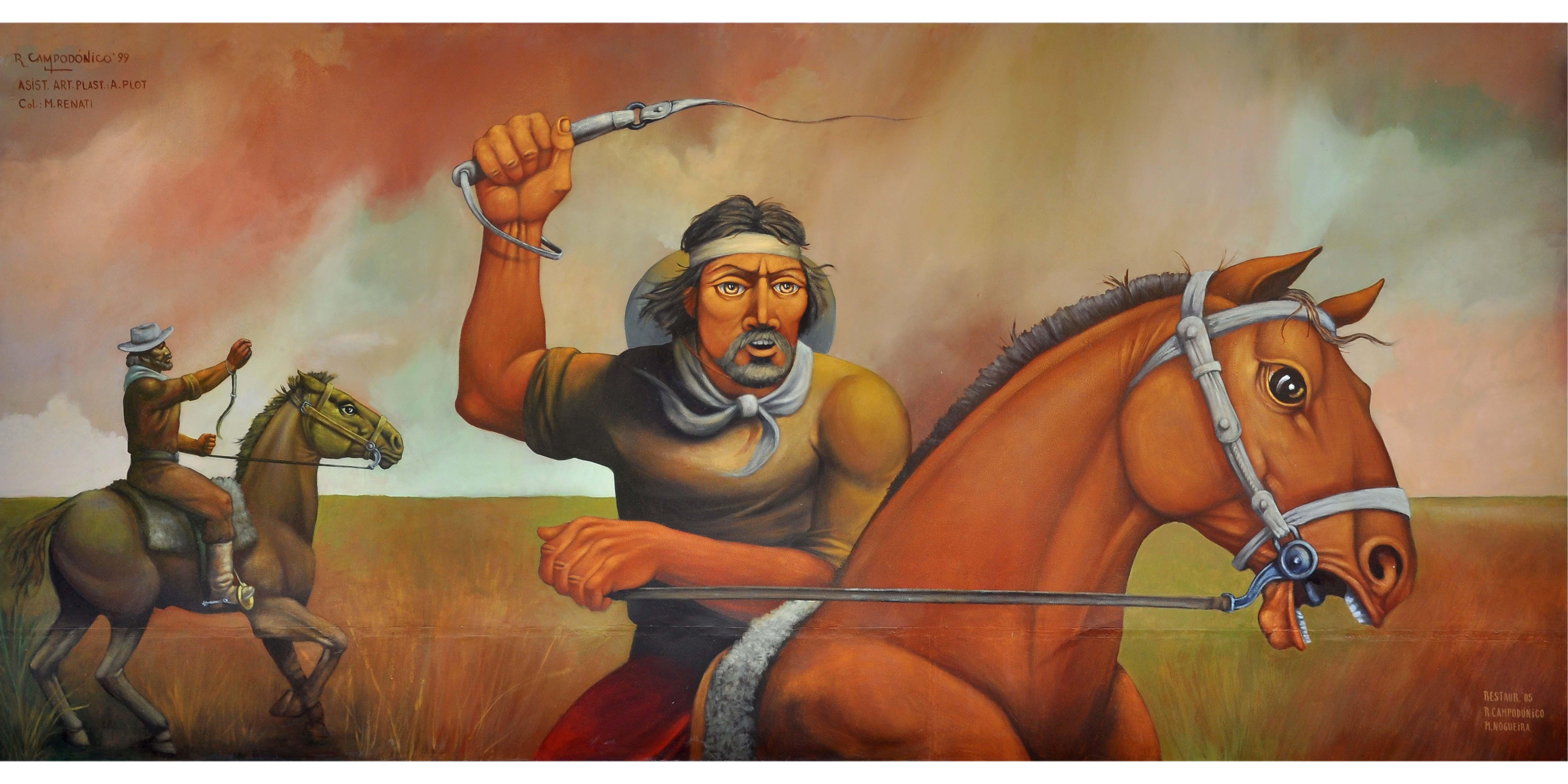 (26) Homenaje a Don Atahualpa Yupanqui