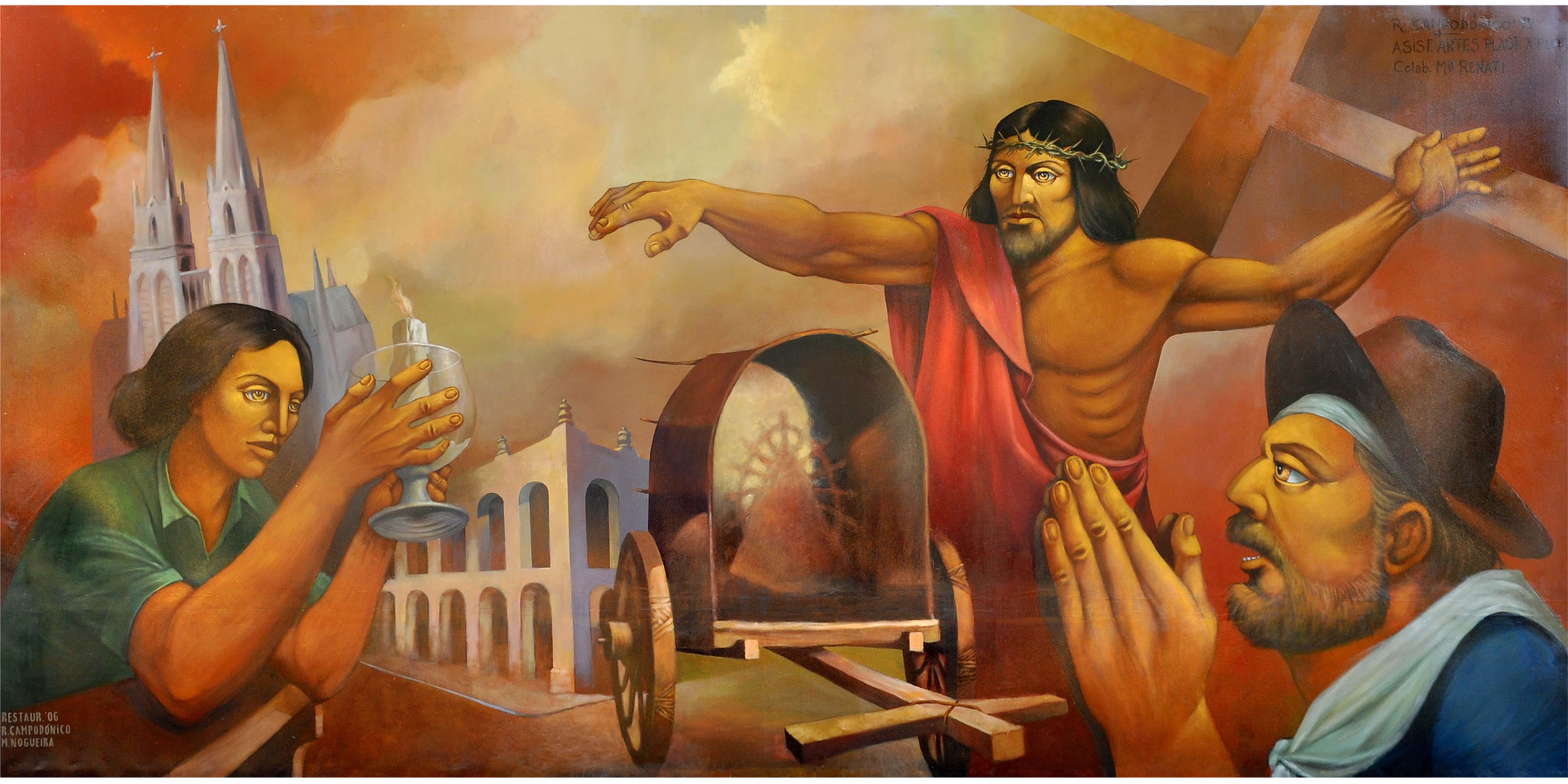(5) La Virgen de Luján