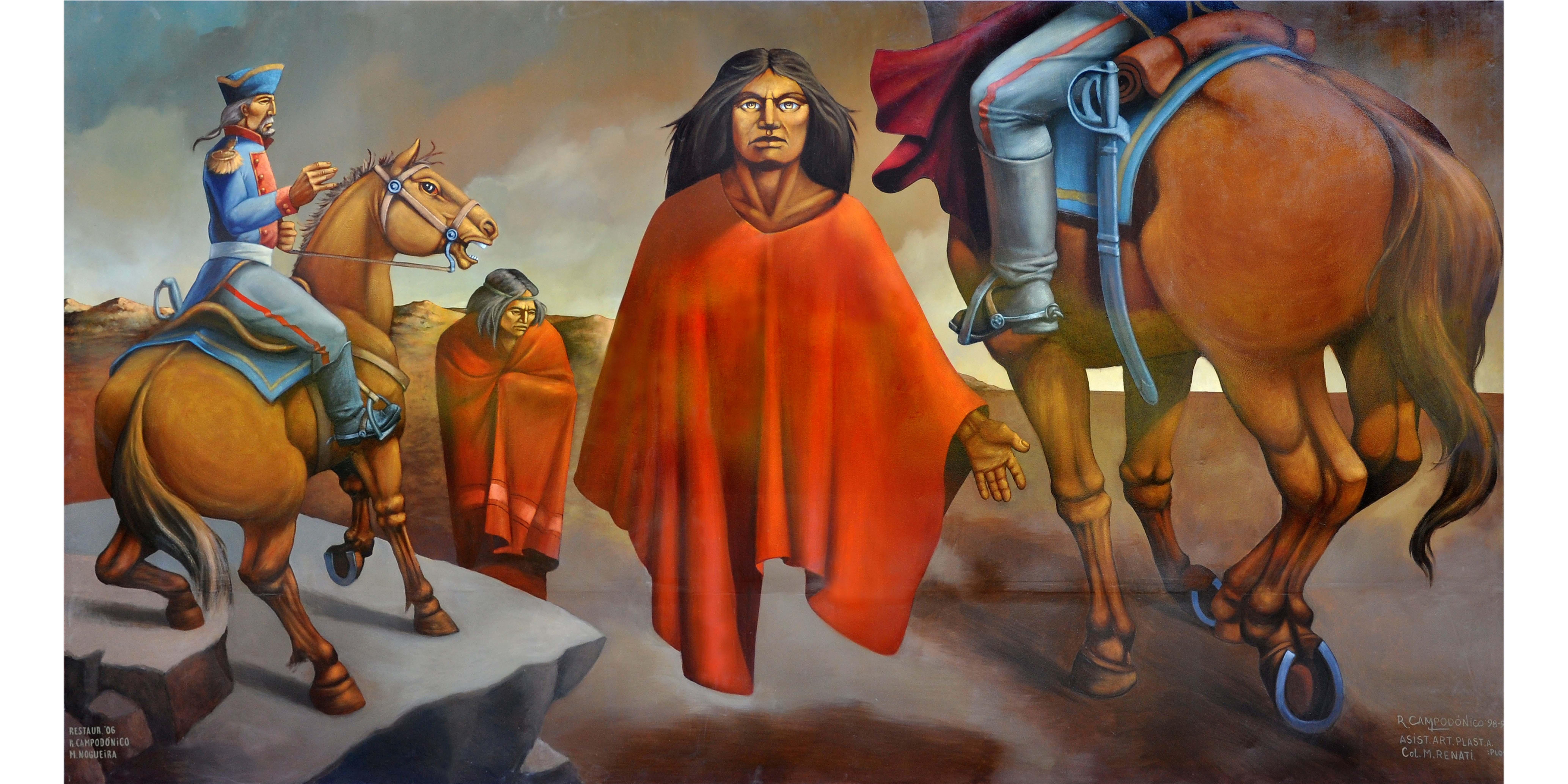 (6) Éxodo de Los Quilmes