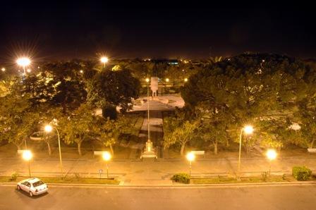aerea plaza san martin